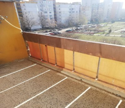 Тристаен апартамент, Пловдив, Гагарин 4